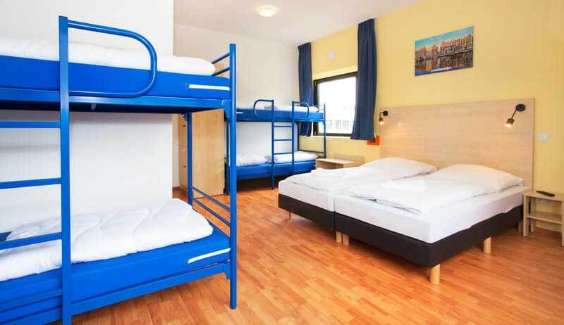Cheap Hostels in Amsterdam A&O Amsterdam Zuidoost Hostel