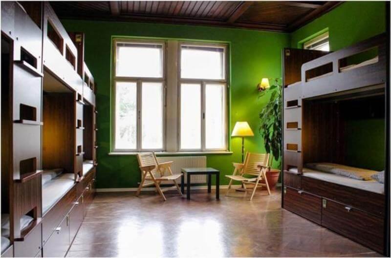 best hostels in ljubljana vila veselova ljubljana