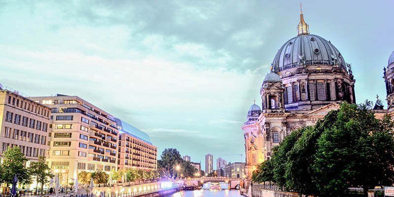 Best Hostels in Berlin Berlin Cathedral