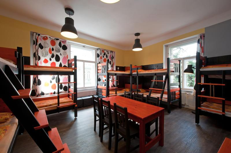 Best Hostels in Prague Hostel ELF Prague
