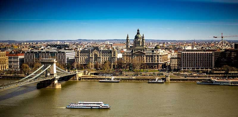 best hostels in budapest budapest panoramic view