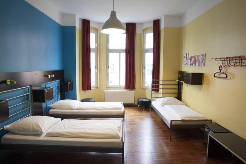 the circus hostel berlin