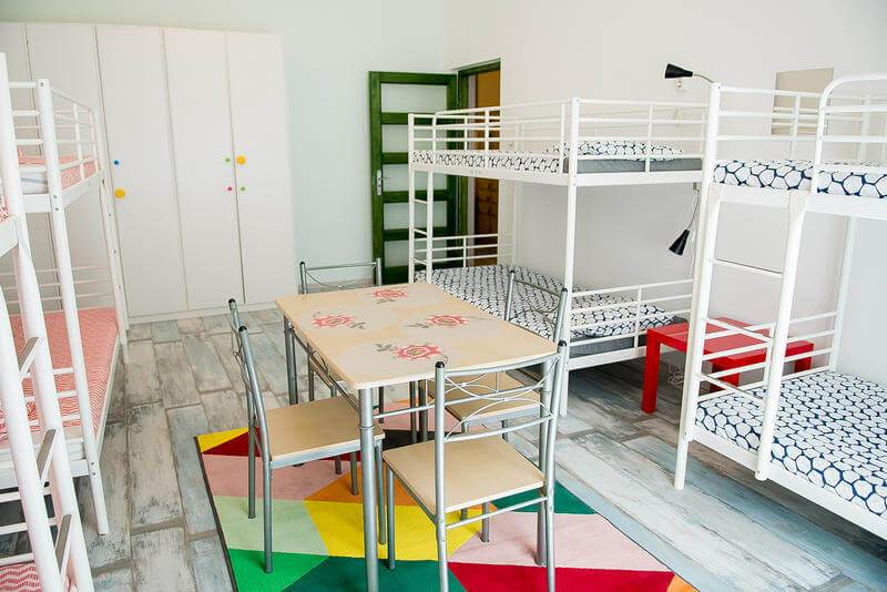 fifth hostel budapest