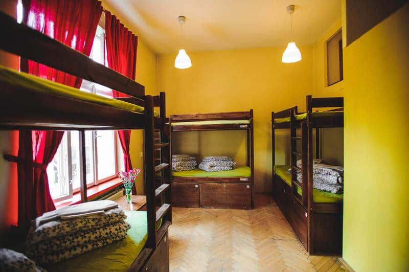 Hostels in Krakow - good bye lenin hostel Krakow