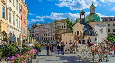 Best Hostels in Krakow