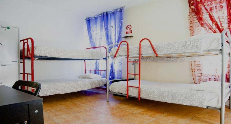 best hostels in madrid las musas hostel madrid