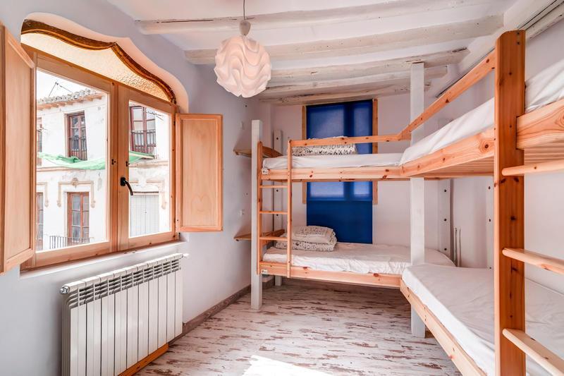 best hostels in granada spain makuto backpackers hostel granada