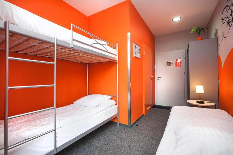 best hostels in krakow mosquito hostel krakow