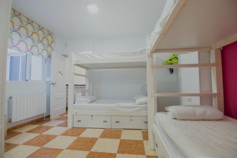 best hostels in granada spain oh my hostel granada