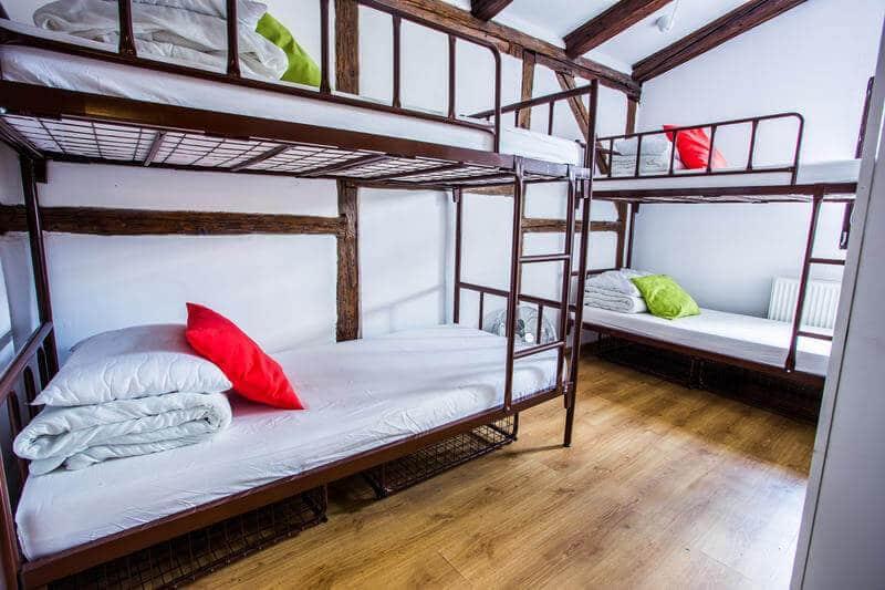 best hostels in krakow pink panthers hostel krakow