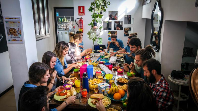 best hostels in malaga the lights hostel malaga