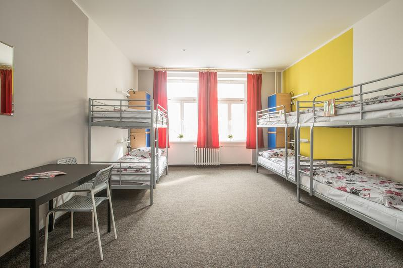 Best Hostels in Prague Advantage Hostel Prague