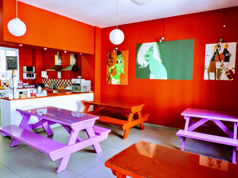 Best Hostels in Valencia Red Nest Hostel Valencia