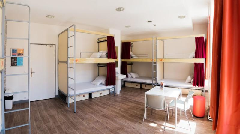 Cheap Hostels in Paris St Christophers Inn Gare du Nord
