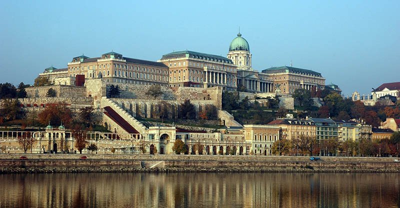 Things To Do in Budapest Buda Castle Budapest