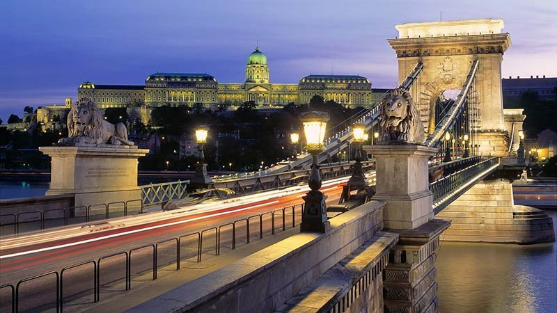 Things To Do in Budapest Chain Bridge Budapest
