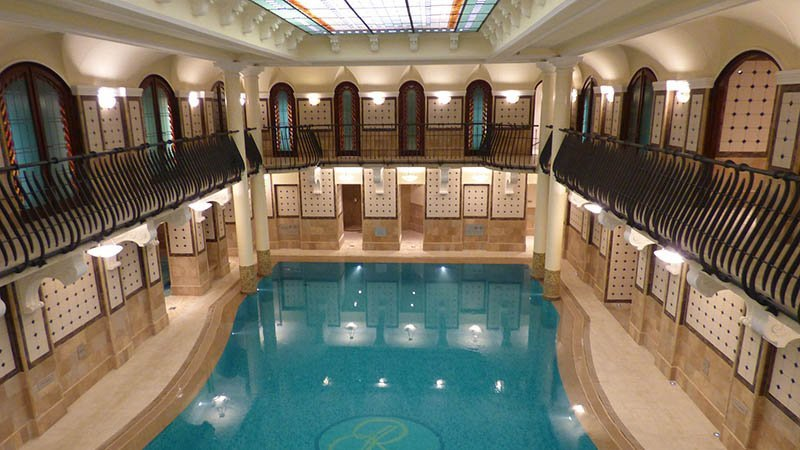Things To Do in Budapest Gellert Bath and Spa Centre