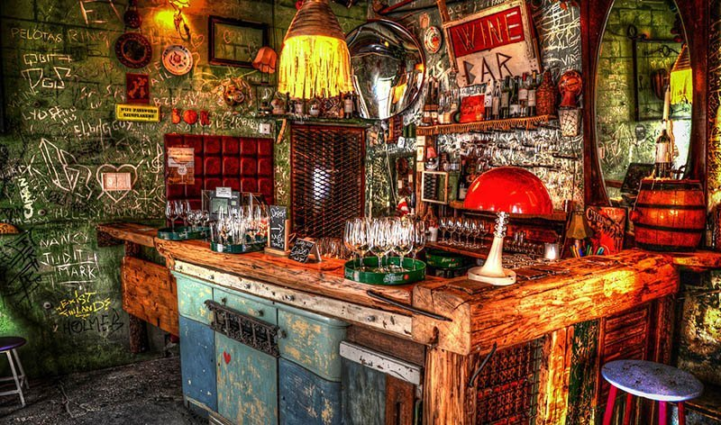 Things To Do in Budapest Ruin Bar Budapest