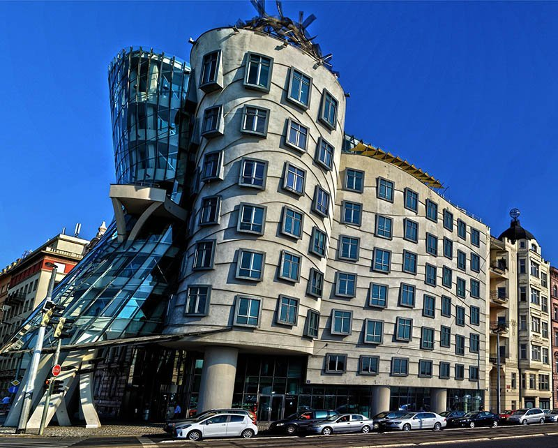 best things to do in prague Dancing House