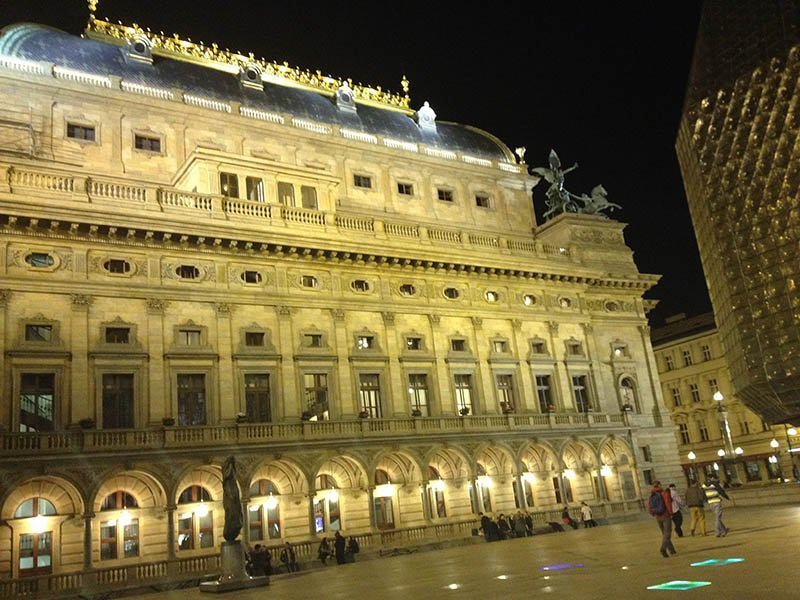 best things to do in prague National Theatre