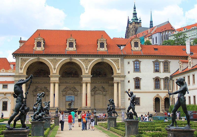 best things to do in prague Wallenstein Palace