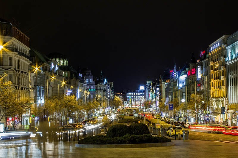 best things to do in prague Wenceslas Square