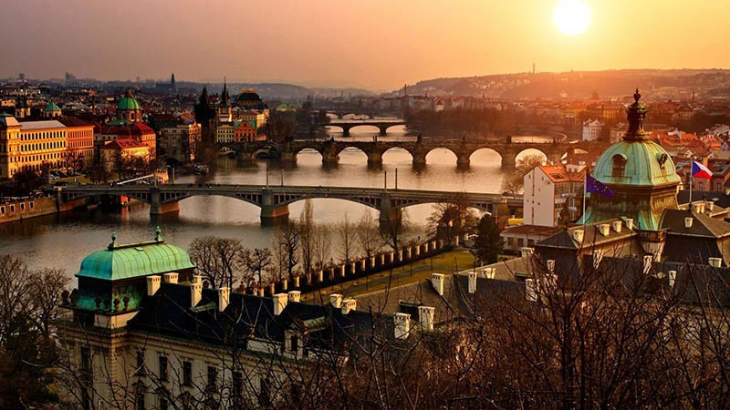 best things to do in prague city view