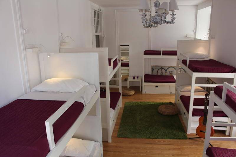 best hostels in lisbon lost inn lisbon hostel