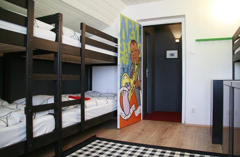 best hostels in ljubljana sax hostel ljubljana