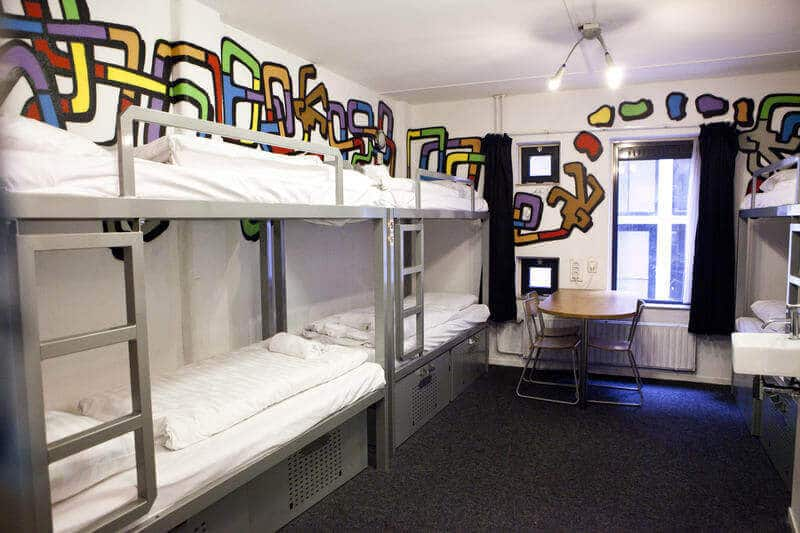 Best Hostels in Amsterdam St Christopher's at The Winston