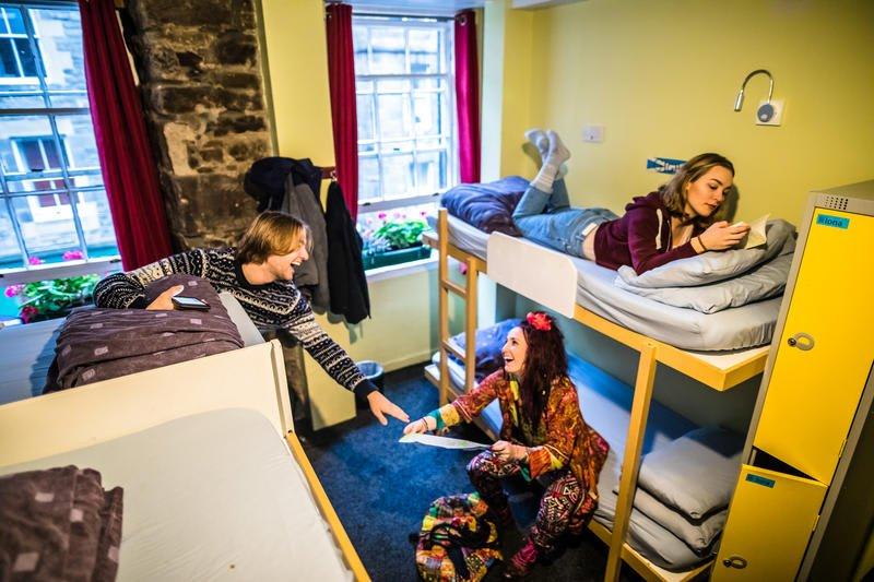 Best Hostels in Edinburgh High Street Hostel Edinburgh