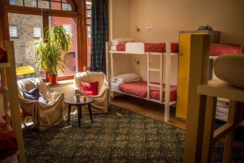 Best Hostels in Edinburgh Royal Mile Backpackers Edinburgh