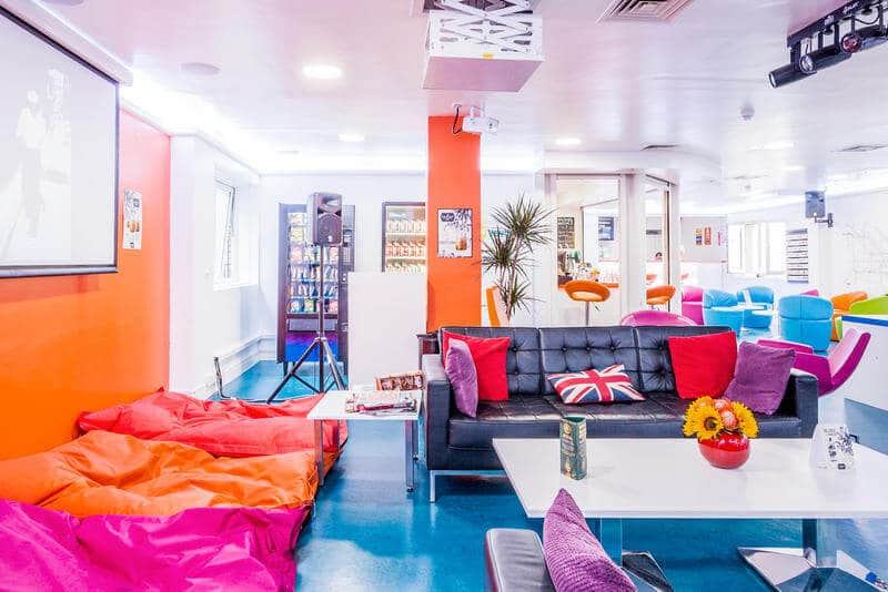Best Hostels in London SoHostel London