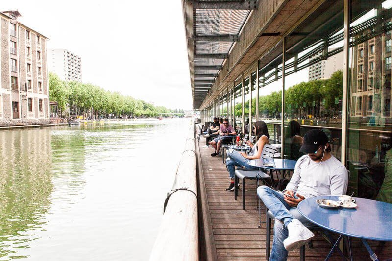 Best Hostels in Paris St Christophers Inn Canal Paris