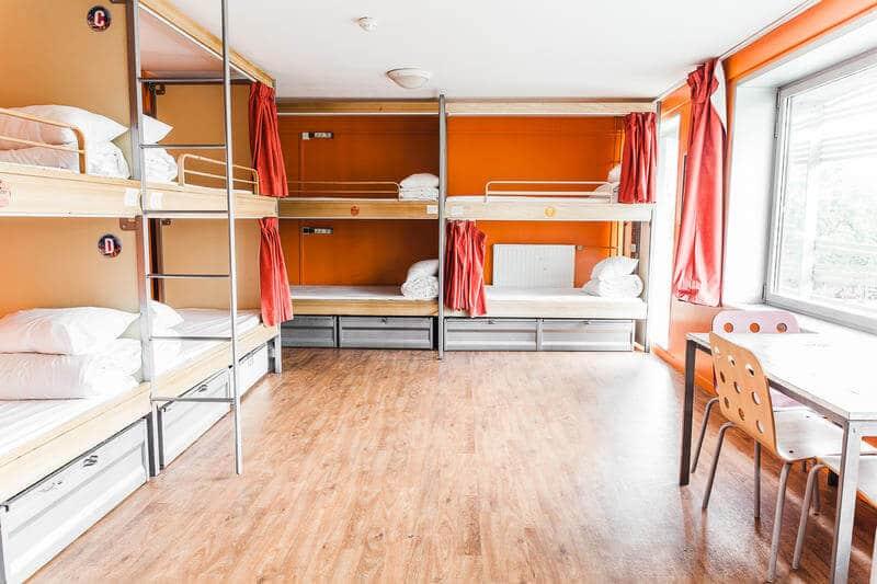 Best Hostels in Paris St Christophers Inn Canal Paris