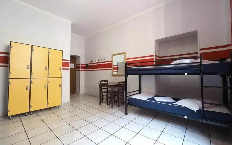 Alessandro Downtown Hostel Best Hostels in Rome