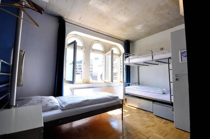 Best Hostels in Frankfurt Five Elements Hostel Frankfurt