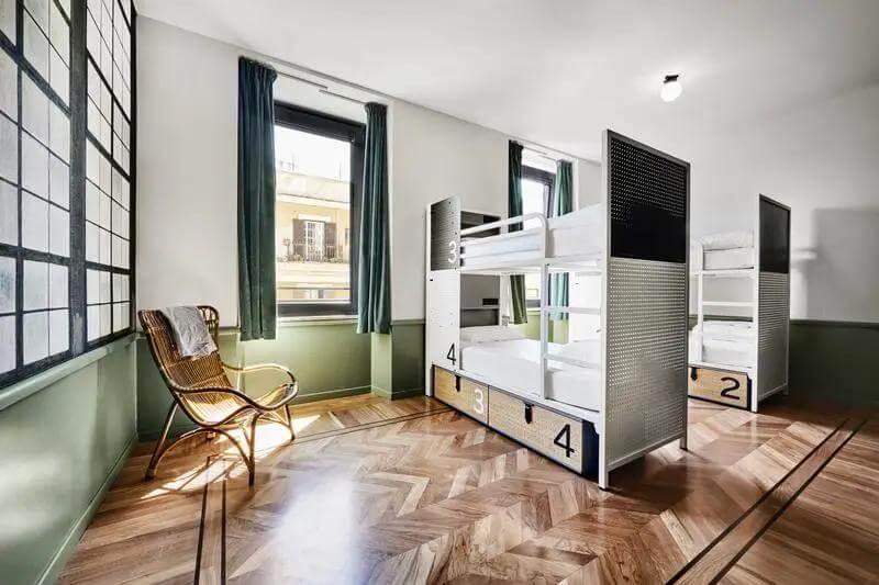 Generator Rome Best Hostels in Rome