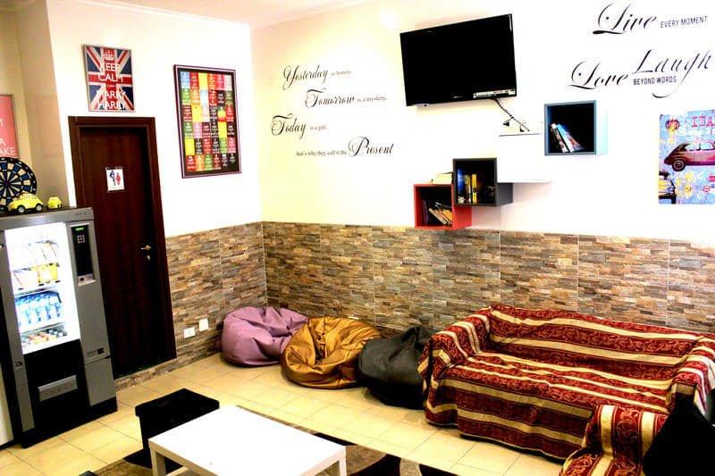 Legends Hostels Best Hostels in Rome