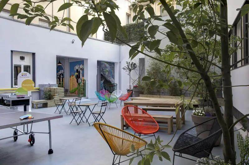 The RomeHello Hostel Best Hostels in Rome