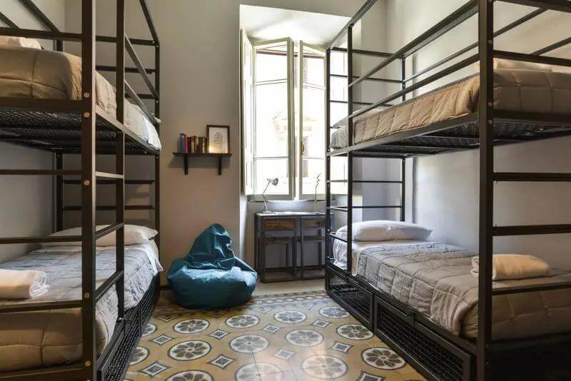 The Yellow Hostel Best Hostels in Rome