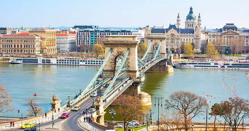 Best Hostels in Budapest