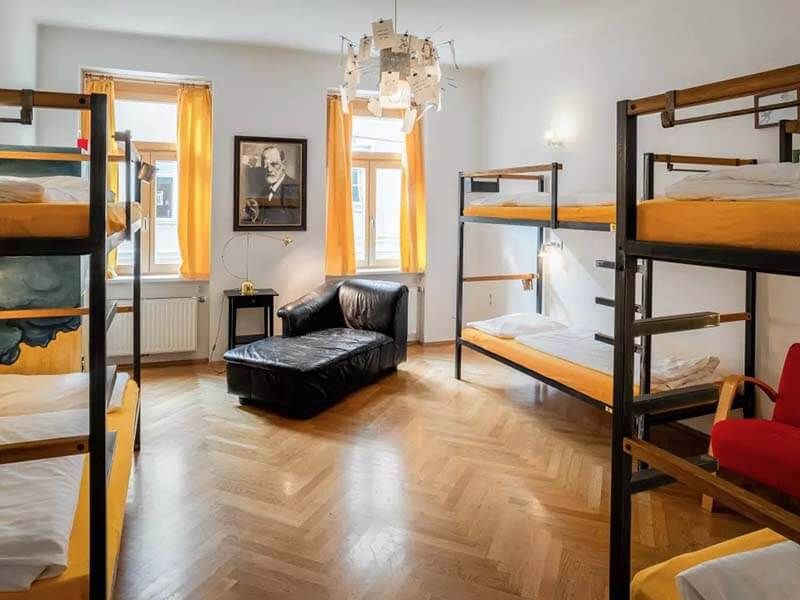 Hostel Ruthensteiner Vienna