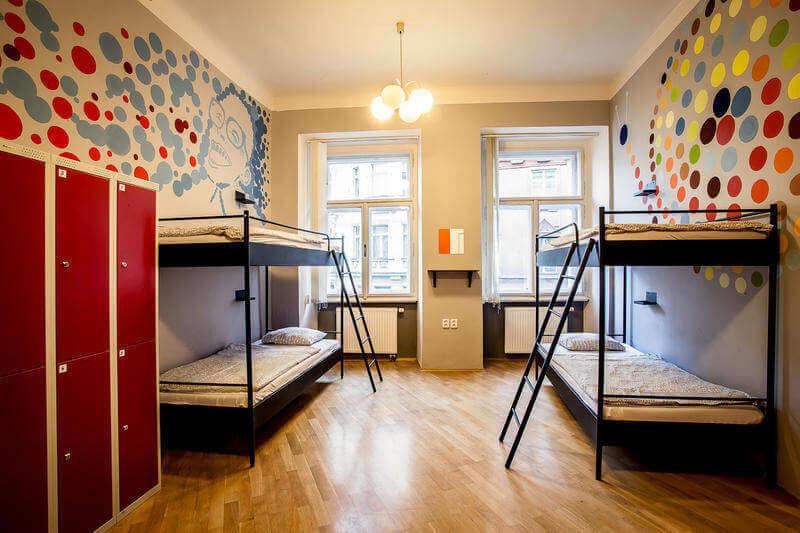 Prague Hostels - Ahoy Hostel Prague