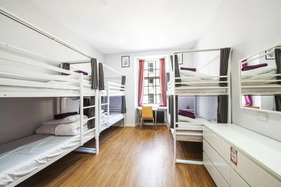 Hostels in Edinburgh - Safestay Edinburgh