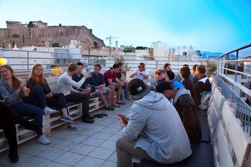 Best Hostels in Athens - Athens Backpackers