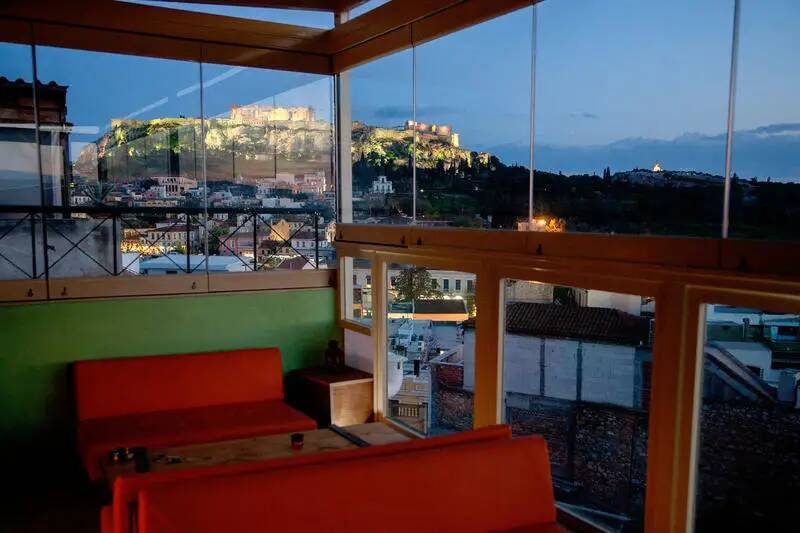 Best Hostels in Athens - Athenstyle Athens