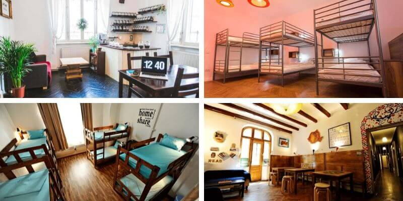 Best Hostels in Bucharest - Best Hostels in Bucharest Collage