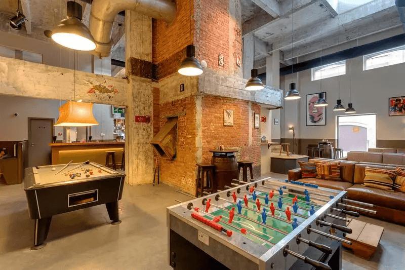 Best Hostels in Brussels - MEININGER Bruxelles City Center