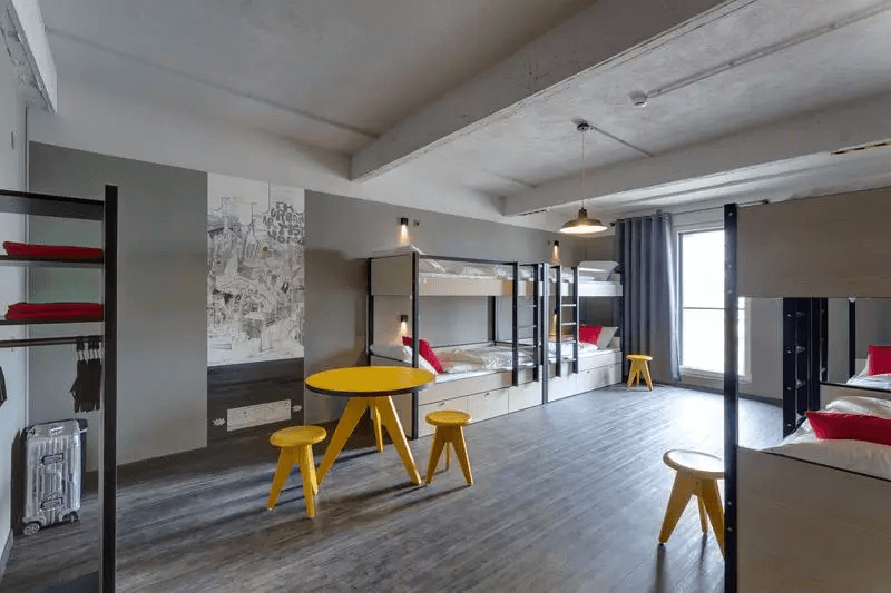 Best Hostels in Brussels - MEININGER Bruxelles City Center